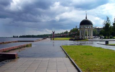 """Обзорная экскурсия """"Удивительный Петрозаводск"""""""