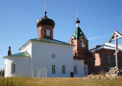 Савватьево, Одигитриевская церковь