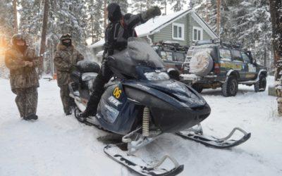 """Снегоходы """"Великие озера: Ладога – Онего"""" 2019"""