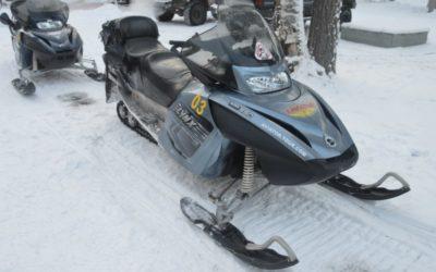 На снегоходах от Онеги до Ладоги
