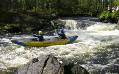 Река Пистайоки 9 дней