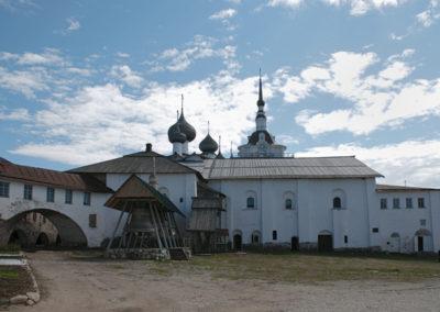Трапезный комплекс, 16 век