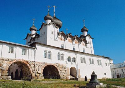 Спасо-Преображенский собор, 16 век