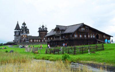 Кижи – Рускеала – 1 день на Соловках