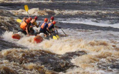 Река Шуя и озера 9 дней