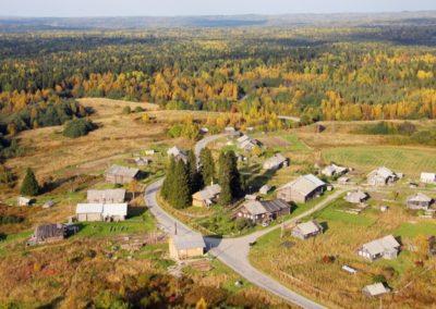 Историческая деревня Кинерма