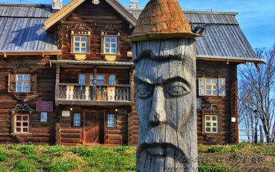 Шелтозерский вепсский музей