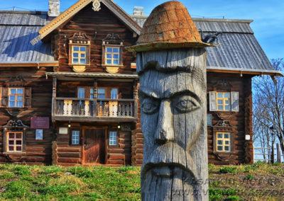 Музей  в Шелтозеро