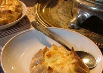 Калитки-национальное блюдо