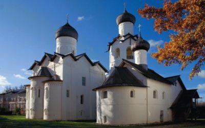 Легенды двух городов Великий Новгород-Старая Русса