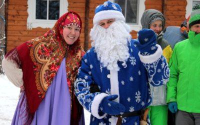 В гости к Карельскому Деду Морозу или волшебные дни Сюннюнмуа!
